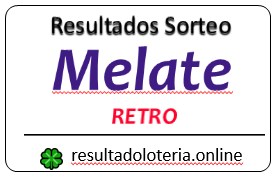 RESULTADOS MELATE RETRO