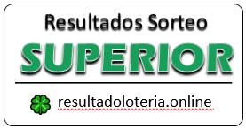 RESULTADOS SORTEO SUPERIOR