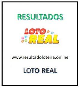 RESULTADOS LOTERIA REAL 21 DE NOVIEMBRE