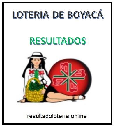 LOTERIA DE BOYACÁ
