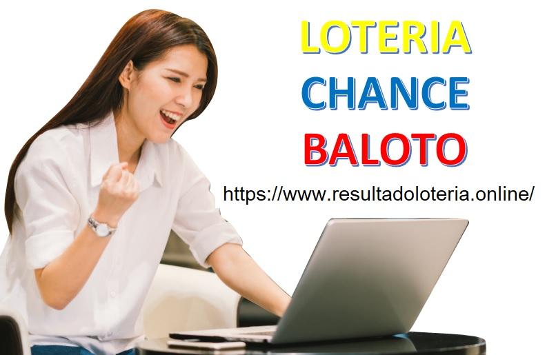 LOTERIA CHANCE BALOTO