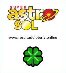 LOTERIA SUPER ASTRO SOL HOY