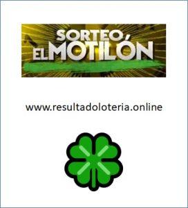 LOTERIA MOTILON TARDE - MOTILON NOCHE - MOTILON HOY