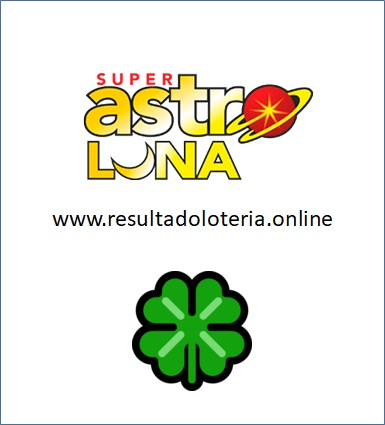 RESULTADO ASTRO LUNA - LOTERIA HOY Y ESTADISTICAS