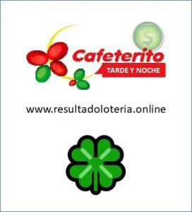 LOTERIA CAFETERITO TARDE - CAFETERITO NOCHE - CAFETERITO HOY