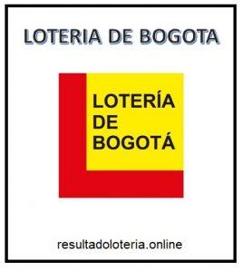 LOTERIA DE BOGOTA 8 DE ABRIL ULTIMO SORTEO