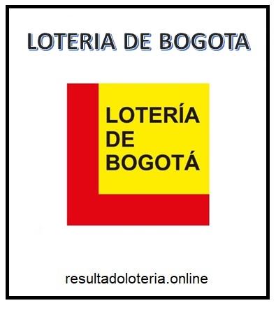 LOTERIA DE BOGOTÁ