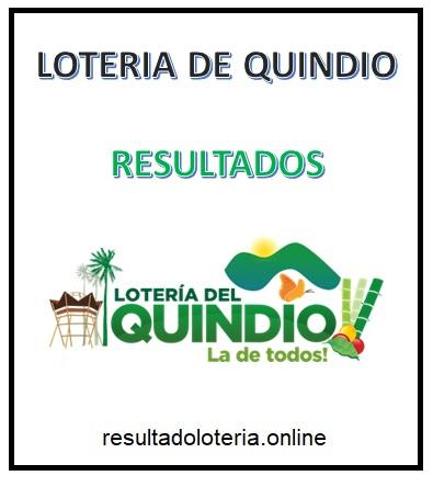 LOTERIA DE QUINDIO
