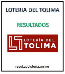 LOTERIA TOLIMA 12 DE ABRIL RESULTADOS