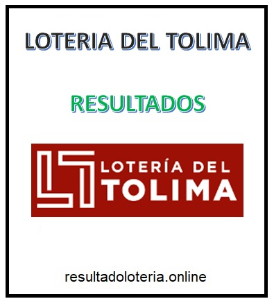 LOTERIA DEL TOLIMA
