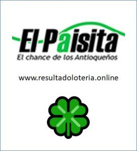 LOTERIA PAISITA DIA - PAISITA NOCHE - PAISITA 3 - PAISITA HOY