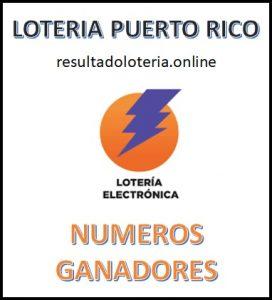 LOTERIA ELECTRONICA 14 DE AGOSTO
