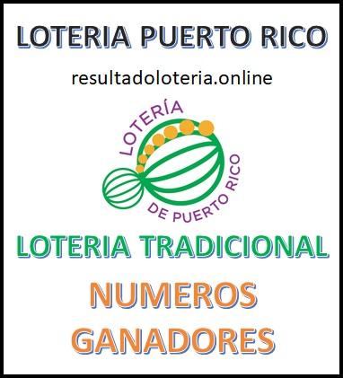 LOTERIA TRADICIONAL PUERTO RICO