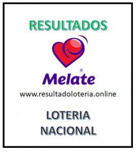 RESULTADOS MELATE 3450