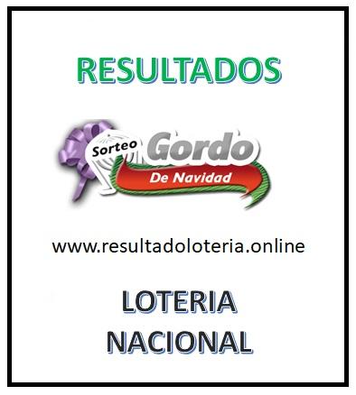 SORTEO GORDO DE NAVIDAD